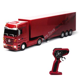 Mercedes-Benz Actros 1:32 2.4 GHz red
