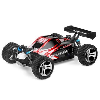 Powersport Buggy 1:18 4WD 2.4 GHz