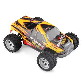 Flamer Monster Truck Fire 1:18 4WD 2.4 GHz