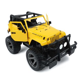 JEEP WRANGLER 1:14 2.4 GHz RTR yellow