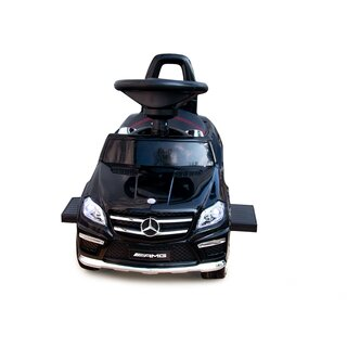 Slider Car 4in1 Mercedes-Benz GL63 AMG schwarz 4in1 MP3 6V