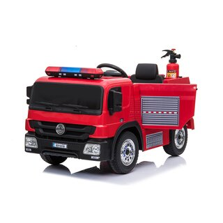 E Street Car Fire Truck 12V 2.4 GHz