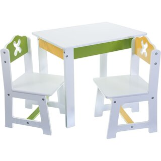 Wooden seating  for boys/ girls