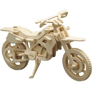 Wooden kits Cross motorcycle