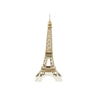 Wooden kits Eiffel tower