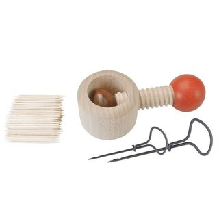 Chestnut holder set