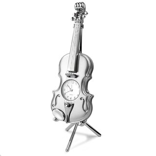 Siva Clock Violin grey