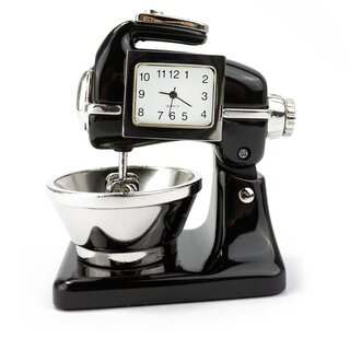 Siva Clock Food Mixer black
