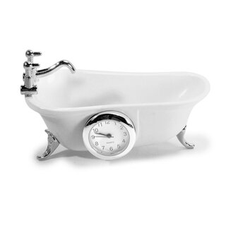 Siva Clock Bath Tub