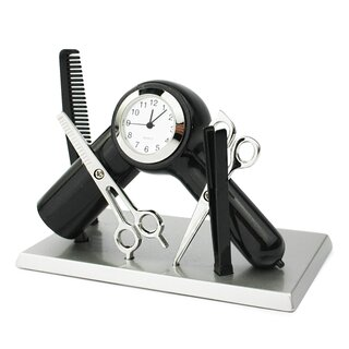 Siva Clock Beauty Set black