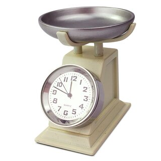 Siva Clock Weighing Scale