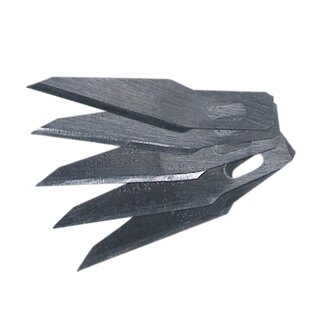 Blades for precision knife 10 pcs.